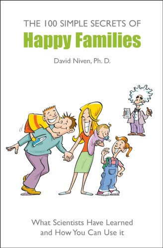 9781841126937: 100 Simple Secrets of Happy Families