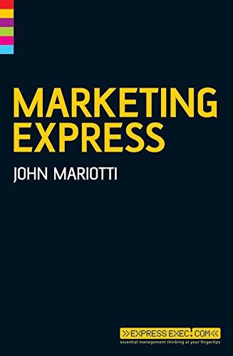 9781841127040: Marketing Express