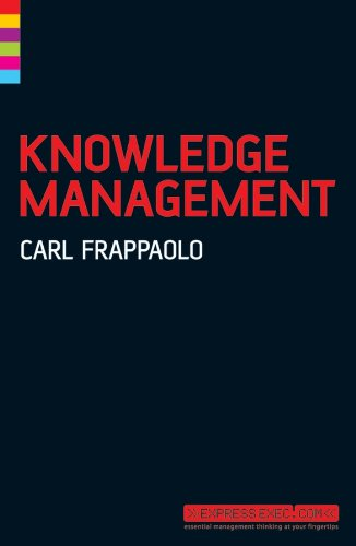 Knowledge Management (Paperback): Carl Frappaolo