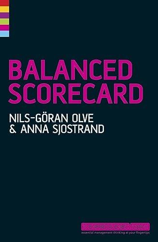 Balanced Scorecard (Express Exec): Olve, Nils-Goran
