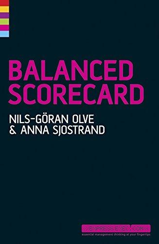 Balanced Scorecard (Express Exec): Nils-G?ran Olve, Anna Sj?strand