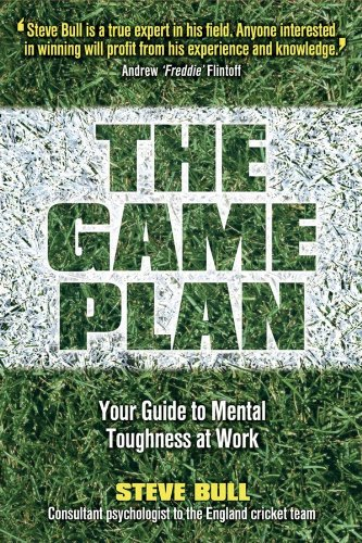 9781841127255: The Game Plan: Your Guide to Mental Toughness at Work