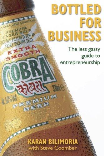 9781841127262: Bottled for Business: The Less Gassy Guide to Entrepreneurship