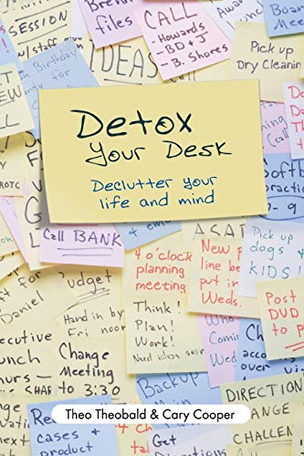 9781841127873: Detox Your Desk: Declutter Your Life and Mind
