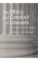 9781841130187: The Ethics and Conduct of Lawyers in the UK (The Legal Professional and Legal Ethics)