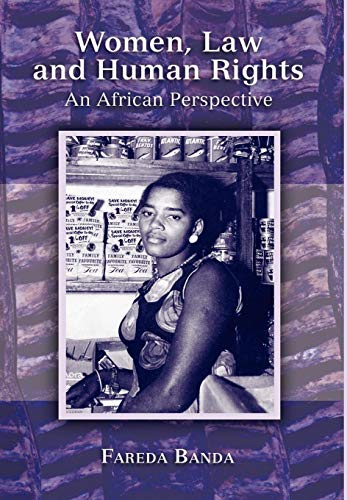 9781841131283: Women, Law and Human Rights: An African Perspective
