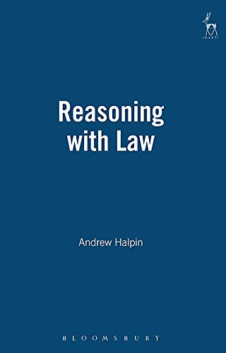 Reasoning with Law.: Halpin, Andrew
