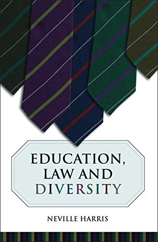 9781841132525: Education, Law and Diversity pb