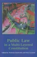 9781841132839: Public Law in a Multi-Layered Constitution