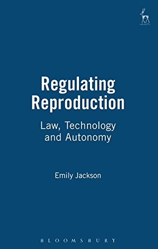 9781841133010: Regulating Reproduction: Law, Technology and Autonomy
