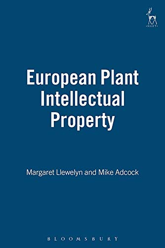 9781841133225: European Plant Intellectual Property