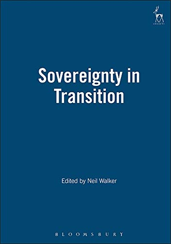 9781841133379: Sovereignty in Transition