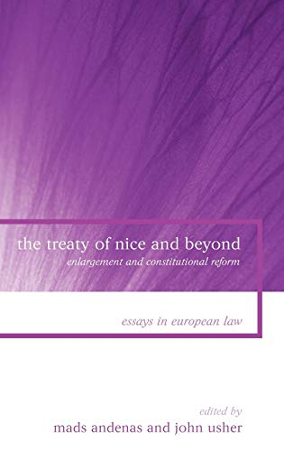 The Treaty of Nice and Beyond: Enlargement