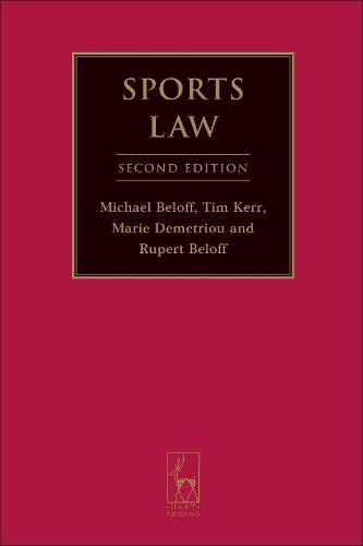 9781841133676: Sports Law: Second Edition