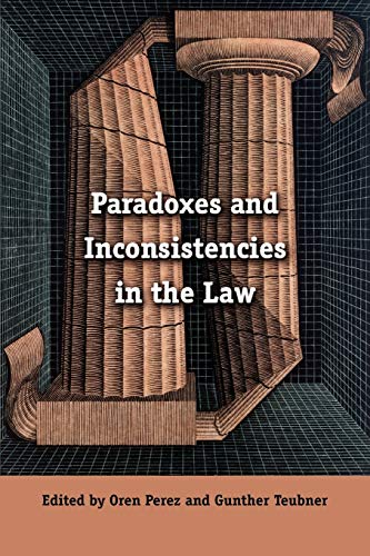 9781841135410: Paradoxes and Inconsistencies in the Law