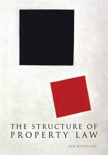 9781841135595: The Structure of Property Law