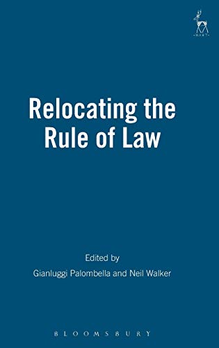 9781841135977: Relocating the Rule of Law