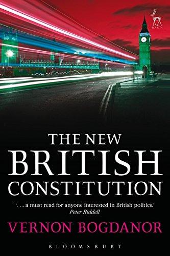 9781841136714: The New British Constitution