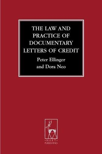 9781841136738: The Law and Practice of Documentary Letters of Credit