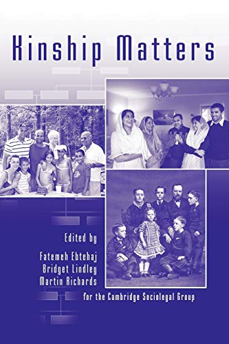 9781841136974: Kinship Matters: For the Cambridge Socio-legal Group