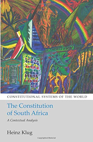 9781841137377: The Constitution of South Africa: A Contextual Analysis (Constitutional Systems of the World)