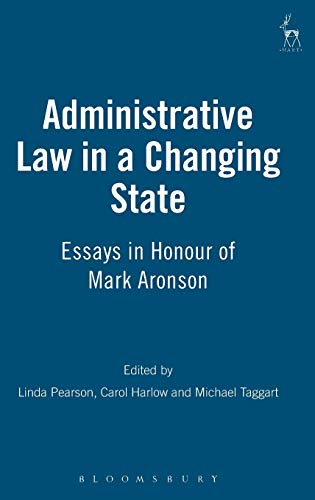 administrative law essays Introduction administrative law is the law that determines the organization's powers and duties wade defines administration law as the law relating to control of government power1 he further.