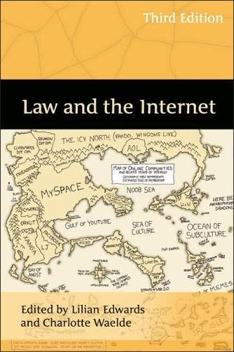 9781841138152: Law and the Internet: A Foundation for Electronic Commerce