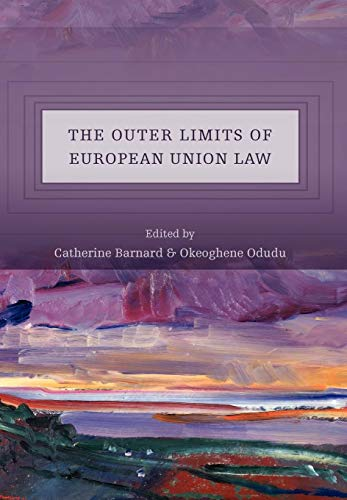 9781841138602: The Outer Limits of European Union Law