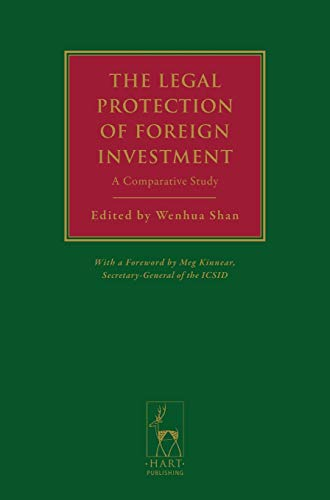 9781841138848: The Legal Protection of Foreign Investment: A Comparative Study