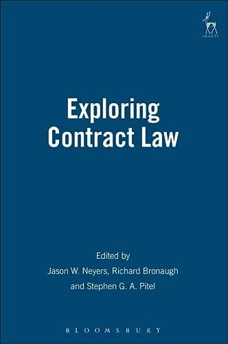 Exploring Contract Law: Bronaugh