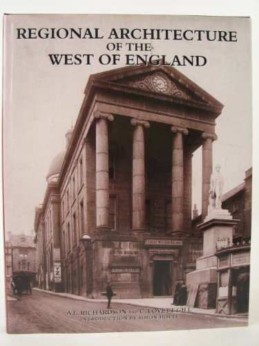 9781841141275: Regional Architecture of the West of England