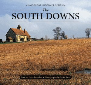 9781841142821: The South Downs (Halsgrove Discover)
