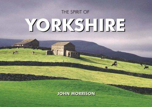Spirit of Yorkshire: Morrison, John