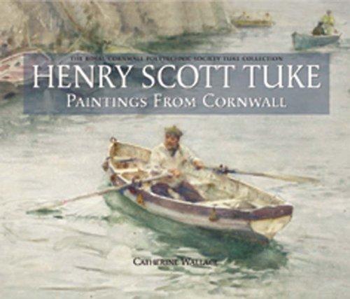 9781841147055: Henry Scott Tuke Paintings from Cornwall