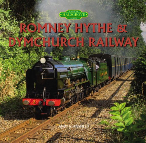 Romney, Hythe and Dymchurch Railway: Stansfield, Andy
