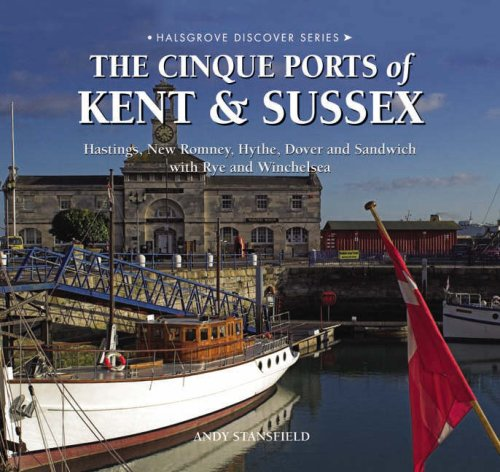 9781841147314: The Cinque Ports of Kent & Sussex