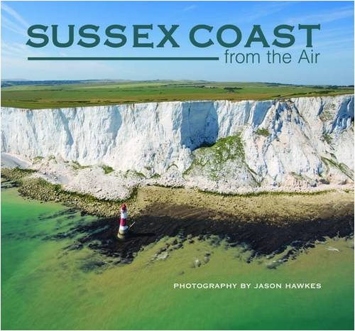 Sussex Coast from the Air (1841147796) by Hawkes, Jason