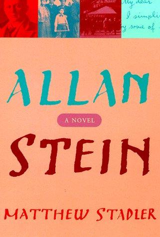 9781841151076: Allan Stein