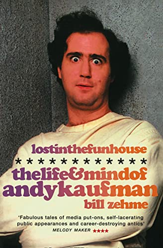 9781841152301: Lost in the Funhouse: The Life and Mind of Andy Kaufman