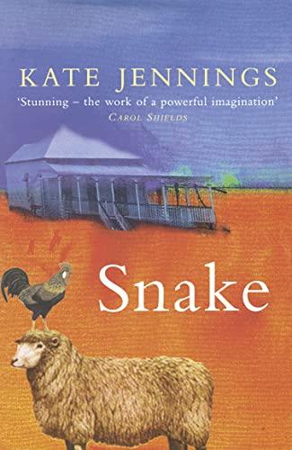 9781841152851: Snake