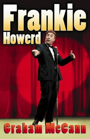 FRANKIE HOWERD, STAND UP COMIC- - - - Signed- - - -