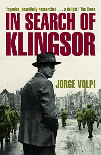 In Search of Klingsor: Jorge Volpi