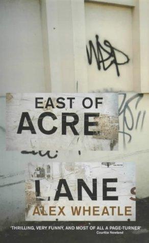 9781841154275: East of Acre Lane