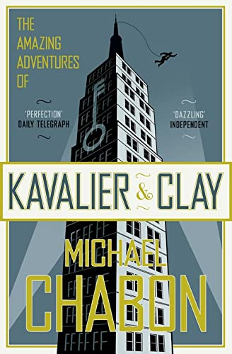 9781841154930: The Amazing Adventures of Kavalier and Clay