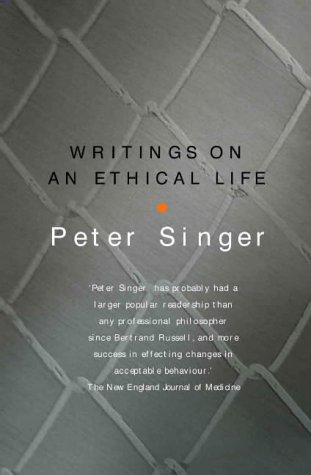 9781841155500: WRITINGS ON AN ETHICAL LIFE