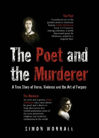 9781841155869: The Poet and the Murderer: A True Story of Verse, Violence and the Art of Forgery