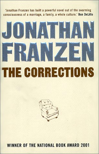 The Corrections - 1st UK Edition/1st Printing: Franzen, Jonathan