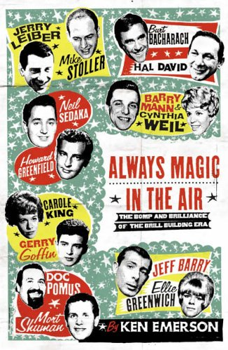9781841157283: Always Magic in the Air: The Bomp and Brilliance of the Brill Building Era