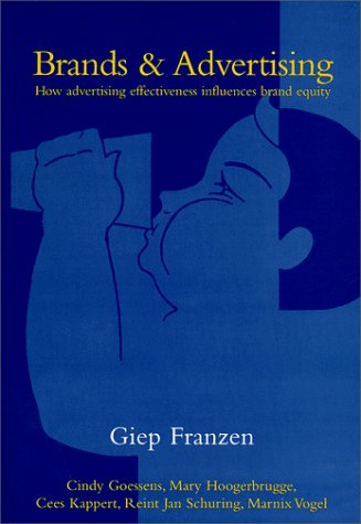 9781841160429: Brands & Advertising: How advertising effectiveness influences brand equity