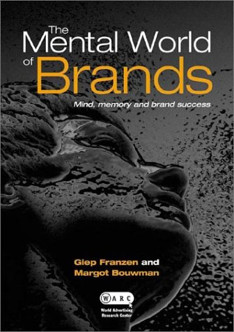 9781841160818: The Mental World of Brands